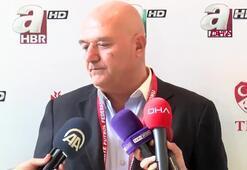 Hasan Bozkurter: İnşallah Galatasarayı eleriz