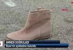 Busenin ayakkabısı bulundu