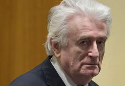 Son dakika... Karadzicin cezası müebbete çevrildi