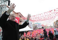 Cumhurbaşkanı Erdoğan Gölbaşında açıkladı: Temelini yakında atıyoruz