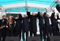 Binali Yıldırım: İki yaka bir sevda İstanbula hizmet edecek