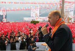 Cumhurbaşkanı Erdoğan: Bulunduğunuz yerde sizi gömeriz