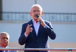 CHP Genel Başkanı Kılıçdaroğlu, Muğlada konuştu