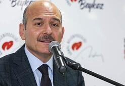 İçişleri Bakanı Soylu: Kafalarını bile çıkaramayacaklar