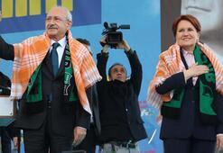 Millet İttifakı ilk ortak mitingini Denizlide yaptı