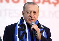 Son dakika... Cumhurbaşkanı Erdoğandan 50 bin konut müjdesi