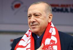 Son Dakika... Cumhurbaşkanı Erdoğan müjdeleri peş peşe sıraladı: Startını buradan veriyorum