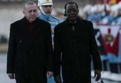Çad Cumhurbaşkanı Itno Ankarada