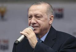 Son dakika: Cumhurbaşkanı Erdoğan: Münbiç'i sahiplerine teslim edelim