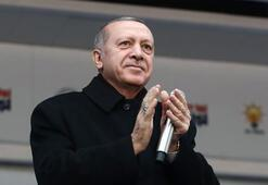 Cumhurbaşkanı Erdoğan 30 yıllık beklenti sona eriyor diyerek müjdeyi verdi