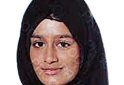Suriyeye kaçan İngiliz kızlardan biri bulundu
