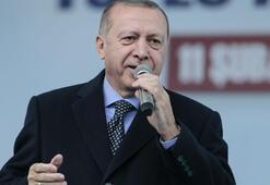 Cumhurbaşkanı Erdoğan: Fiyatlar şimdi yarı yarıya indi daha da inecek