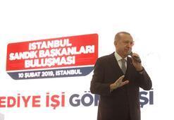 Cumhurbaşkanı Erdoğan: Halde terör estirenlerin işini bitiririz
