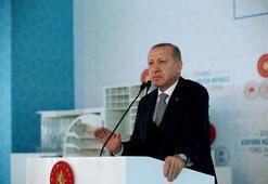 Cumhurbaşkanı Erdoğan İstanbuldaki tarihi törende açıkladı KDV müjdesi