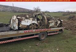 Diyarbakırda PKKya büyük darbe Çukura gömülü halde bulundu