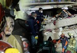 İstanbul Kartalda bina çöktü
