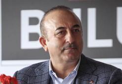 Bakan Çavuşoğlundan Suriye açıklaması: Çalışmalarımızı yoğunlaştırdık