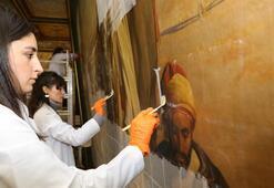 Çölde Av tablosu Resim Müzesine taşınacak