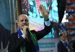 AK Parti bir dünya partisidir