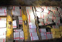 TIR dorsesinde 133 kilo eroin ele geçirildi