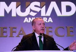 Son dakika | Cumhurbaşkanı Erdoğan: Sıkıysa çıksınlar yalanlasınlar