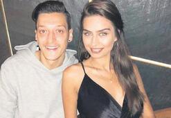 Mesut Özil ile Amine Gülşe aşkında radikal karar