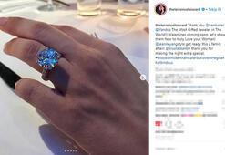 Terrence Howarddan 3 yıl önce boşandığı eşine evlenme teklifi