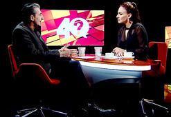 Buket Aydın ile 40ın konuğu Erkan Petekkaya
