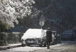 Son dakika: Yoğun kar yağışı O illerde bugün okullar tatil edildi...