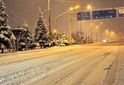 Haberler üst üste geliyor Birçok ilde kar tatili