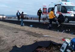 Son Dakika... Yozgatta feci kaza Ölü ve yaralılar var