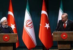 Cumhurbaşkanı Erdoğan ve Ruhaniden ortak açıklama