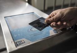 Başkent ulaşımında temassız kart dönemi