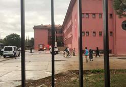 Son dakika: Haberi alan veliler okula koşarak geldi Korku dolu bekleyiş