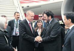 Cumhurbaşkanı Erdoğan, G-20 için  Buenos Aires'te