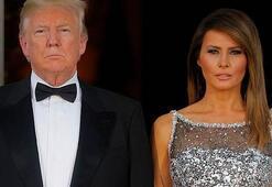 ABD bu haberle sarsıldı Melania Trump uçakta kavga edince...