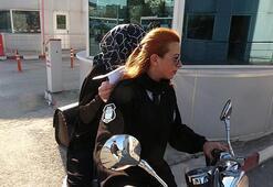 KPSSye geç kalanları motosikletiyle sınava yetiştirdi