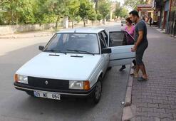 Yer: Adana Yanlışlıkla başkasının otomobilini alıp gitti