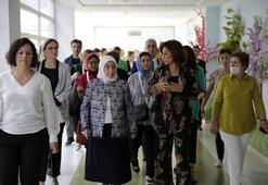 'Özel' öğrencilere anlamlı ziyaret