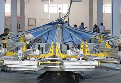 Devlet desteğiyle kurduğu fabrika ile Avrupaya açıldı