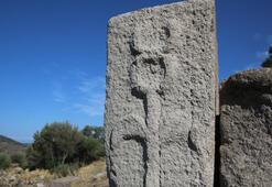 Aigaide bulunan 2 bin 200 yıllık yapı hayranlık uyandırdı