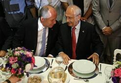 Kılıçdaroğlu ve İnce nikahta bir araya geldi