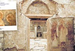 Myra'da bir Bizans yapısı