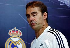 Real Madridde Julen Lopeteguinin görevine son verildi