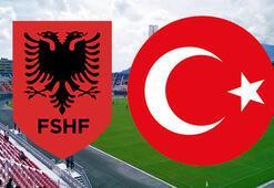 Arnavutluk Türkiye maçı ne zaman saat kaçta hangi kanalda