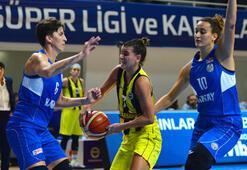 Fenerbahçe - Hatay Büyükşehir Belediyespor: 47-61