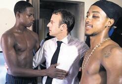 Fransa'yı karıştıran kare