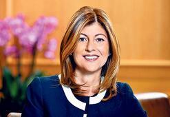 Türk kadın yönetici Vodafone'un  zirvesinde