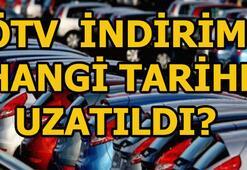 ÖTV indirimi nedir ÖTV indirimi hangi tarihe uzatıldı