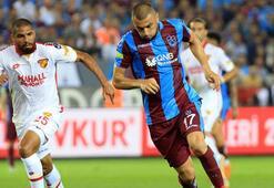 Trabzonspor - Göztepe: 1-2